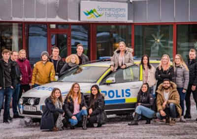 Förberedande polis & kriminalvårdsutbildning