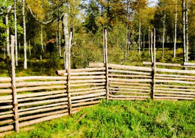 Lär dig hägna Smålandsgärdesgård