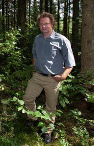 Lärare uthålligt skogsbruk